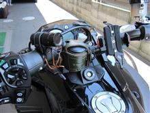 一打さんのカンナム スパイダー F3-S インテリア画像