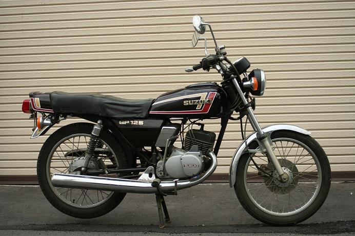 hiro-sukeさんのGP125