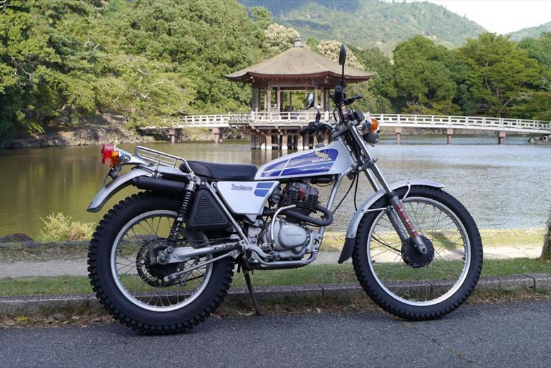 ホンダ イーハトーブTL125S
