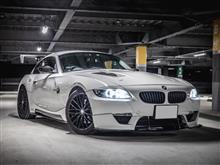 わらもりさんの愛車:BMW Z4 クーペ