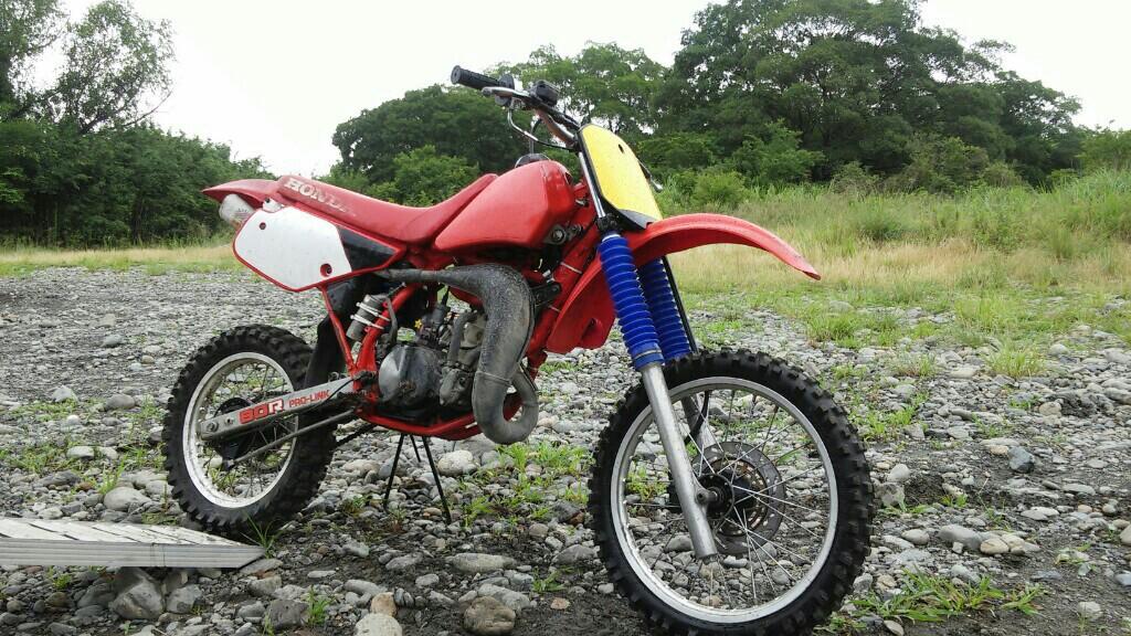 ホンダ CR80