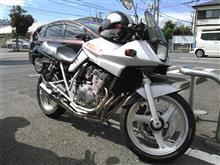 GA2チキンさんの愛車:スズキ GSX250S KATANA (カタナ)
