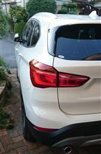 甚兵衛さんの愛車:BMW X1