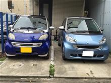 ぷーじさんの愛車:スマート フォーツー カブリオ