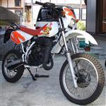 ホンダ CRM50