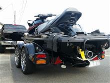 サーパァーさんのFX Cruiser SVHO リア画像