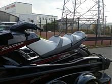 サーパァーさんのFX Cruiser SVHO インテリア画像