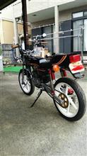 玉三郎さんのRD50 リア画像