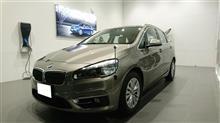 サトックスさんの愛車:BMW 2シリーズ アクティブツアラー