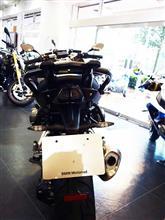 BAR_SUNさんのR 1200 RS リア画像
