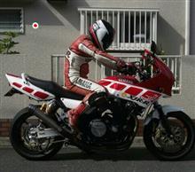 しもきんさんのXJR1200R 左サイド画像