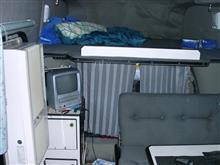 にょんヘ(゚∀゚ヘ)さんのファーゴトラック インテリア画像