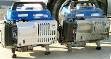 てぇかむ#ブルーインパルスさんの発電機 (発動発電機) インテリア画像