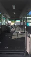 mitsu-さんのジャーニーバス インテリア画像