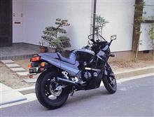 ZRX999さんのGPZ400R リア画像