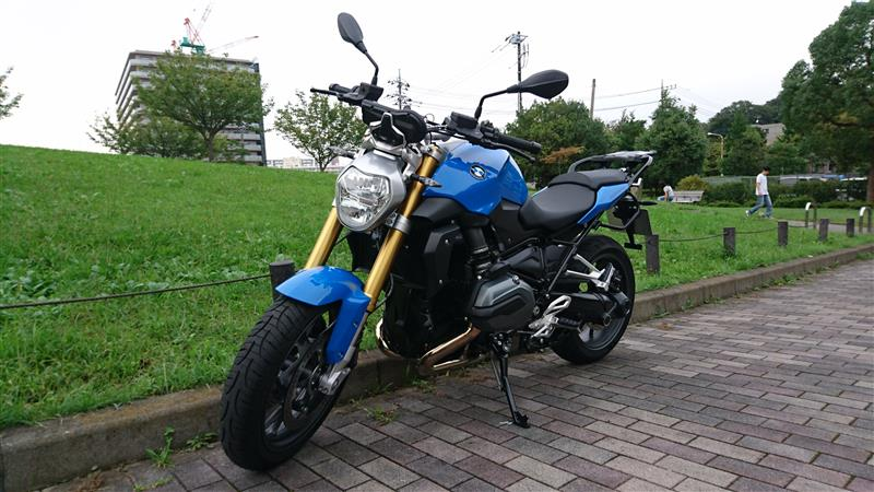 THE FLYさんのR1200R