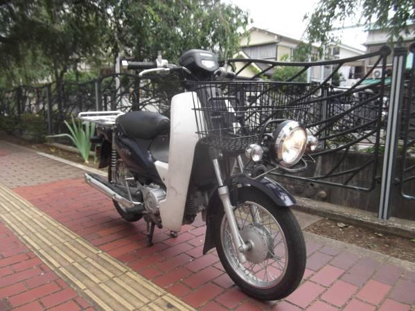 ホンダ スーパーカブ50 プロ