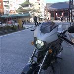 ヤマハ SRX400