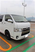 toshi( =゜ω゜)ノさんの愛車:トヨタ ハイエースバン