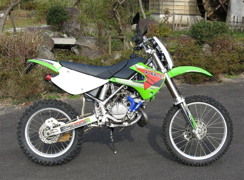 カワサキ KX85