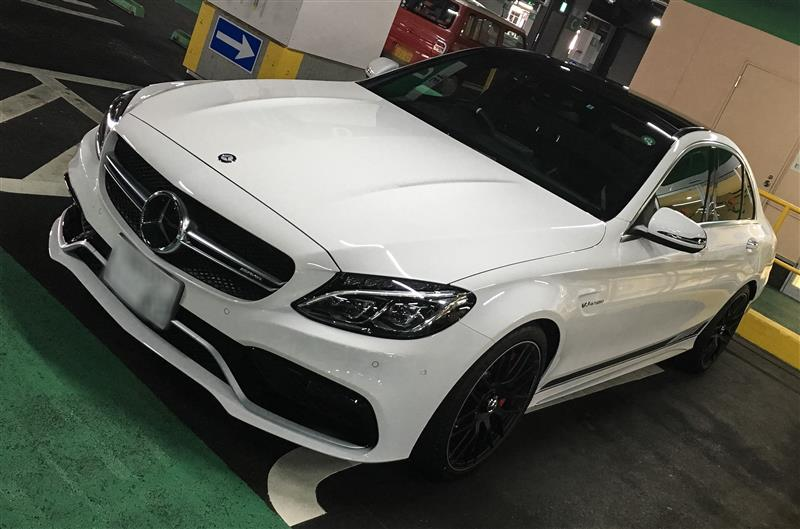 AMG AMG C63 Perfomance Package