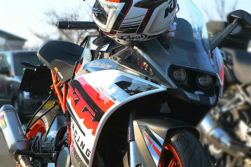 KTM RC 390