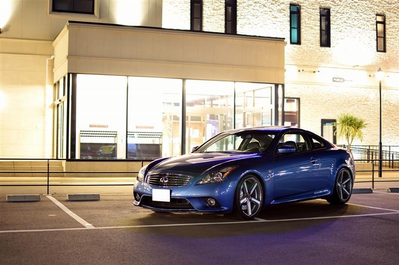 NOBU AUTO SERVICEさんのG37 coupe