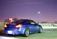 NOBU AUTO SERVICEさんのG37 coupe リア画像