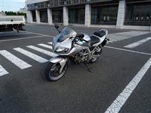 ヴァナナ.jpさんのSV650S メイン画像
