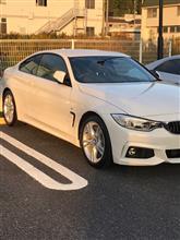 ジュークかさんの愛車:BMW 4シリーズ クーペ