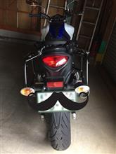 Take Kobaさんのグラディウス400 ABS リア画像