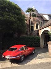 Red JaguarさんのEタイプ メイン画像
