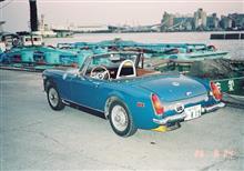 Red Jaguarさんのミジェット リア画像