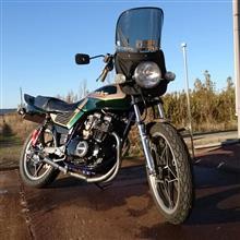 桃治郎さんのGSX250E メイン画像