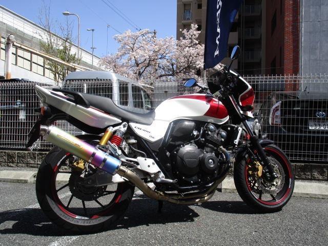 ホンダ CB400SF HYPER VTEC Revo (NC42)