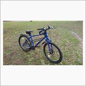 マイト@GRFさんのオリジナルデザインAWD自転車