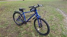 マイト@GRFさんのオリジナルデザインAWD自転車 メイン画像