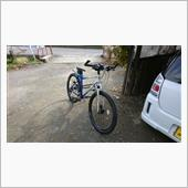 38BP5EさんのオリジナルデザインAWD自転車