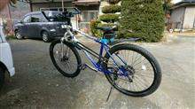 38BP5EさんのオリジナルデザインAWD自転車 リア画像