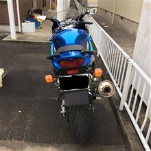 yoshi2012さんのZX9R C型 リア画像