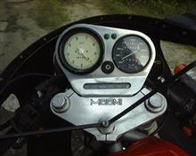 縦置きエンジンマニアさんのマーニ インテリア画像