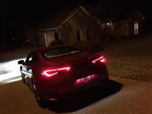 オザケンさんのG37 coupe リア画像