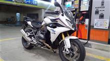 八戸ノ 里さんのR 1200 RS 左サイド画像