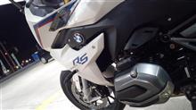 八戸ノ 里さんのR 1200 RS リア画像