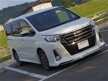 宮篠さんの愛車:トヨタ ノア