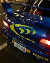 Fukui@神戸さんの愛車:スバル インプレッサハードトップセダン