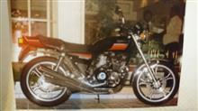 「かい」さんのXJ400 左サイド画像