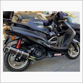 rider61さんのシグナスX SR
