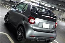 よちやま@ガレージで引きこもりさんの愛車:スマート フォーツー カブリオ