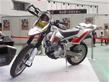 Hiroto-AさんのXR250 MD30 リア画像